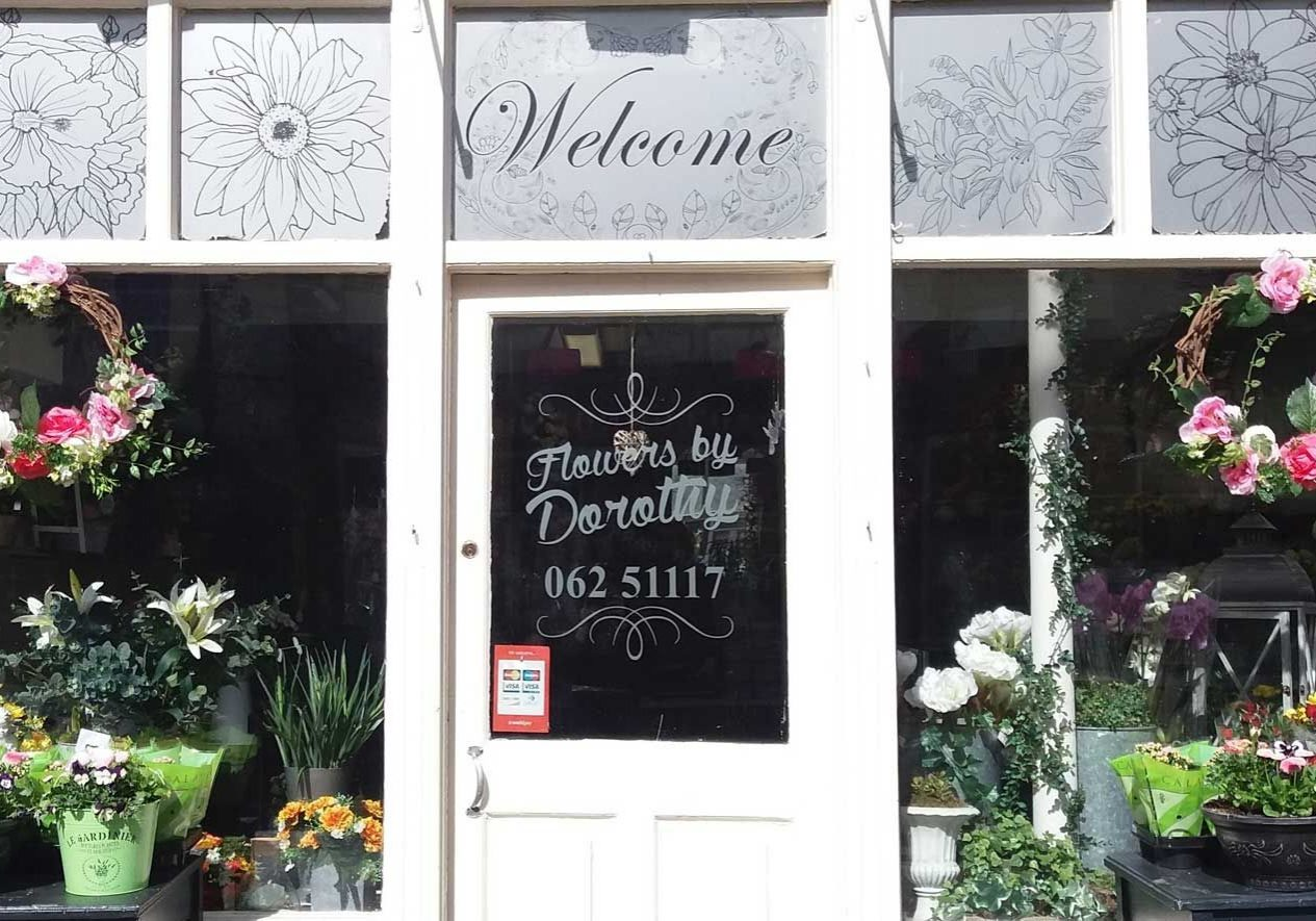 Flower By Dorothy Shop Front Tipperary
